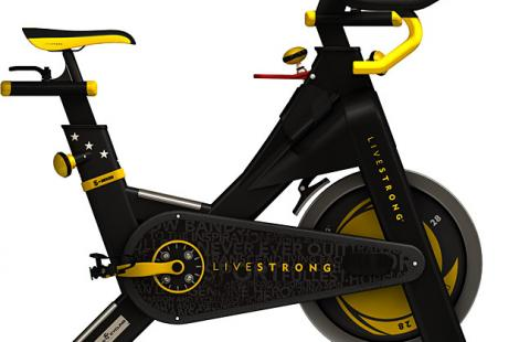 Livestrong Limited Edition Inomhus Cykel
