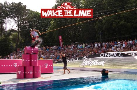 O'Neill Wake The Line 2011